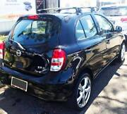 2011 Nissan Micra K13 ST-L Earlwood Canterbury Area Preview