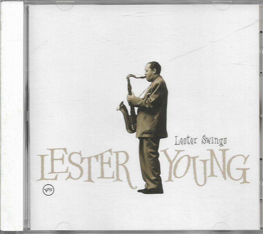 LESTER YOUNG Lester Swings CD 1999 Barney Kessel, Oscar Peterson, Buddy Rich - $8.99
