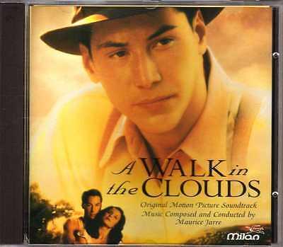 Maurice Jarre - A Walk In The Clouds (Original Soundtrack) - CD - 1999 -