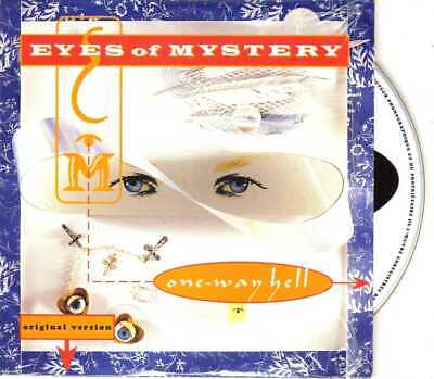Eyes Of Mystery - One-Way Hell - CDS - 1993 - Europop Downtempo 2TR
