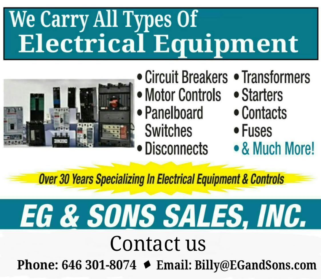 EG and Sons Sales Inc.