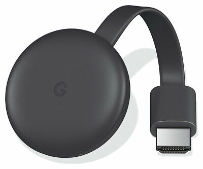 Google 1080p HD Media Streaming Chromecast - Charcoal