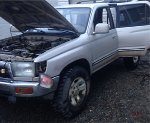 Wanted : 96-03 Toyota 4Runner / Tacoma / parts