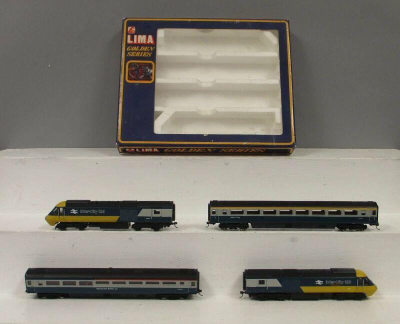 Lima 149751 OO Inter-City Golden Series Passenger Set EX/Box