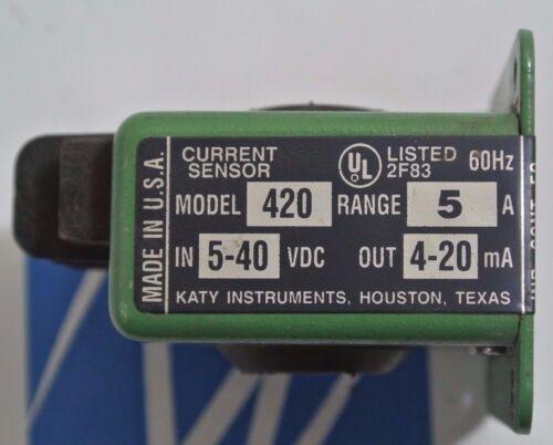 Katy Instruments Model 420 5 amp  - USED