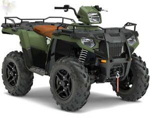 2017 Polaris 570 SP limited edition