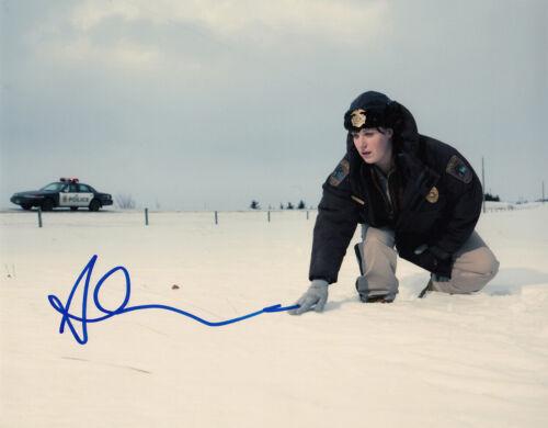 Allison Tolman Fargo signed 10x8 photo AFTAL & UACC [16763] Signing Details COA