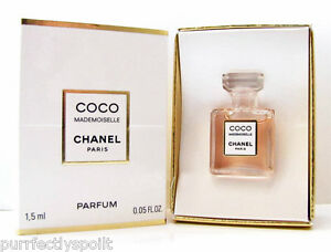 COCO MADEMOISELLE by CHANEL - PURE PARFUM PERFUME - SO RARE & TOTALLY EXQUISITE!