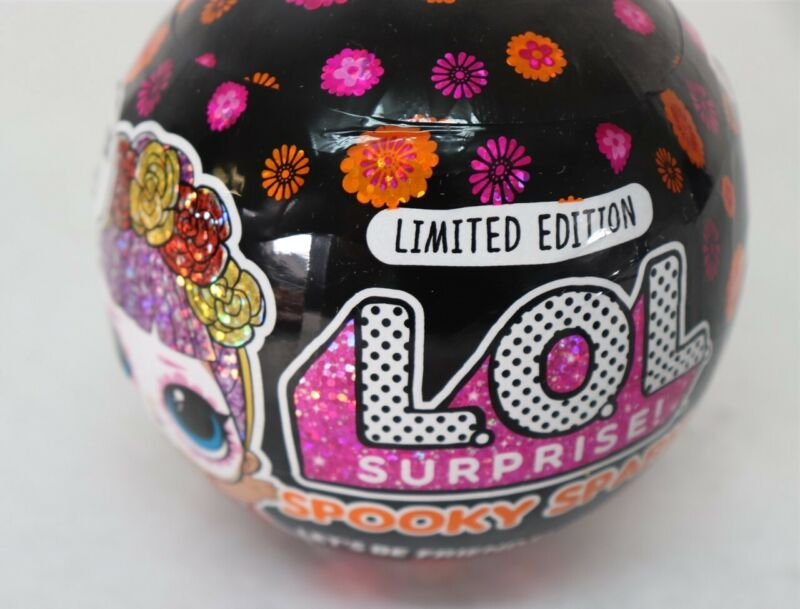 LOL Surprise! Spooky Sparkle Limited Edition New