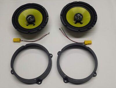 Kit altoparlanti casse per Lancia Y serie dal 2003 120W con adattatori