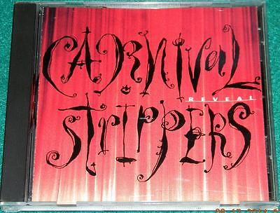 Carnival Strippers  Reveal  Cd