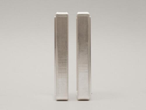 2 x 10 oz .999 Silver Scottsdale STACKER® Silver Bars #A248