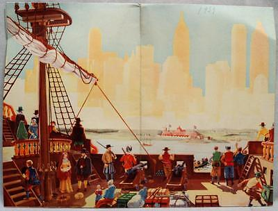 NETHERLANDS OFFICIAL TOURIST OFFICE COME TO HOLLAND TOURISM BROCHURE 1939 TRAVEL