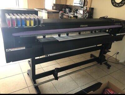 Mimaki Cjv150-160 Integrated Printercutter
