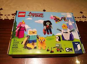 Lego Adventure Time 21308 Chadstone Monash Area Preview