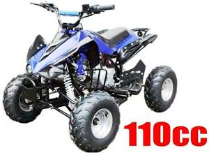 NEW  110cc QUAD  Raptor Style Capalaba Brisbane South East Preview