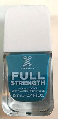 Formula X Full Strength Rich Color Treatment Nail Polish 0.4 oz - Let's Do This - Full Treatment Formula