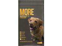 More adult dog food