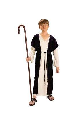 Shepherds Outfit (Boy Shepherd Costume Biblical Play Christmas Outfit Kids Children Medium)