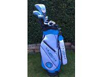 Ladies La Jolla Golf Clubs