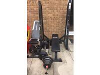 Home Garage Gym Equipment