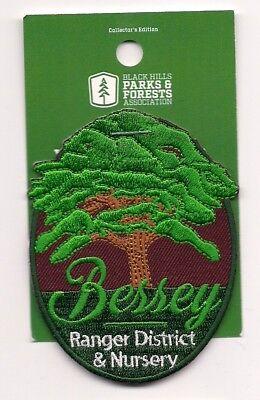 Nebraska National Forest Bessey Ranger District & Nursery Souvenir Patch