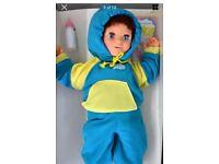 Wanted. Vintage baby talk boy doll