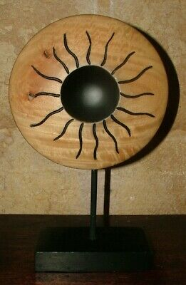 Sculpture Sun Stand saving New Age Design Feng Shui Chic Furniture Ethnic 1