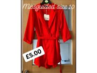 Women's clothing. REDUCED. 6 with tags. Sizes 8, 10, 12 from smoke free home.. collection only