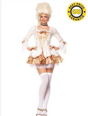Frauenkostüm Barock Gräfin Rokoko Renaissanc Kleid Burlesque Kostüm Karneval ()