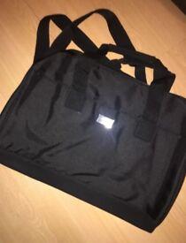 Black Boss Duffel Bag