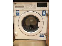 BEKO Integrated 7kg 1600 Spin Washing Machine