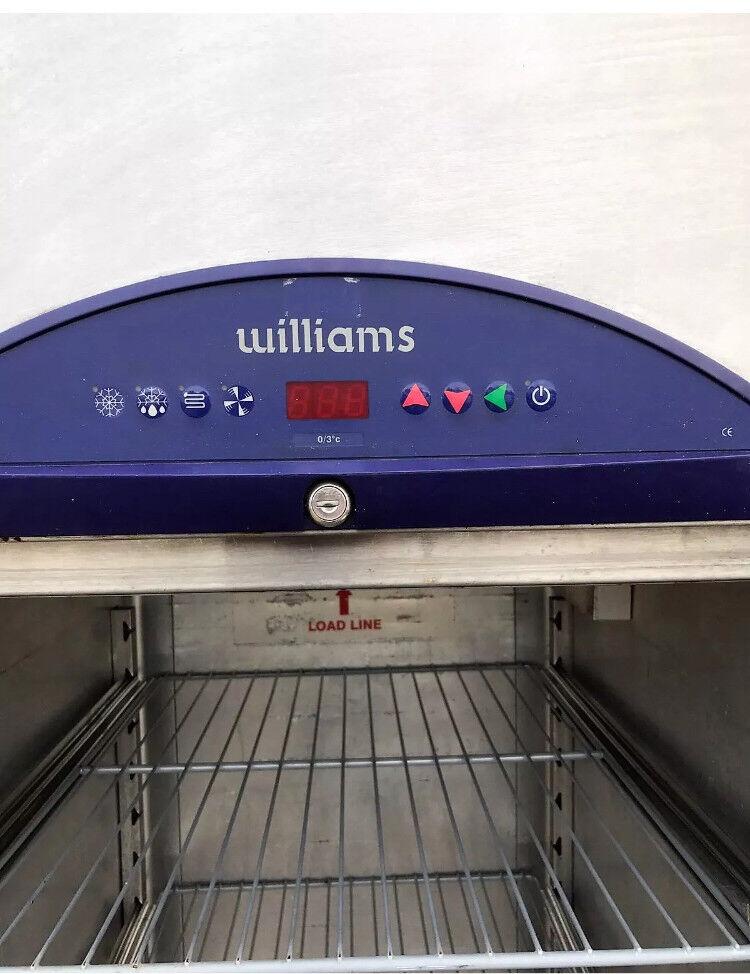Single door williams fridge