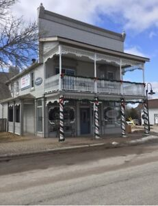 Commercial space for lease in Powassan