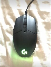 Logitech g203 gaming mouse