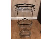 3 tier bathroom stand for sale