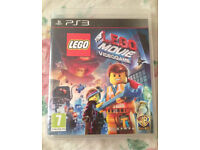 PS3 Lego The Lego Movie VideoGame