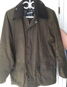 Men's Barbour Jacket & Liner - Size Medium (or 38)