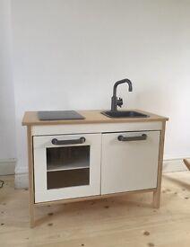 Duktig Ikea kids play kitchen with accessories