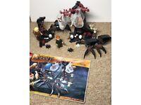 Lego Hobbit - Escape from Mirkwood Spiders - 79001