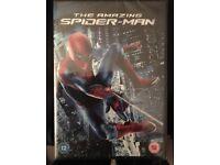 BRAND NEW Spider-Man dvd