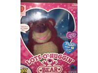 Lotso the huggin bear toy story 3
