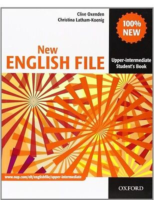 New English File: Upper-Intermediate: Student's Book: Six-level general English