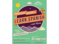 Spanish courses in Easton Community Centre