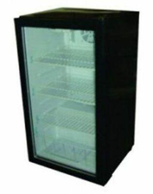 Countertop Glass Door Display Cooler 4.5 Cu. Ft. Msc-98