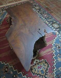 Redgum slab coffee table Abbotsford Yarra Area Preview