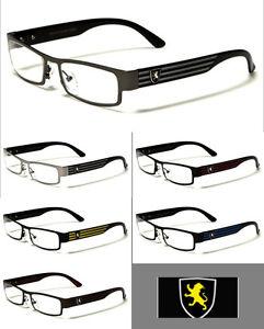 mens clear lens designer glasses 0 rx non prescription
