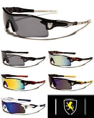 Khan Mens Sports Baseball Softball Boating Active Sunglasses - (Boating Sunglasses)
