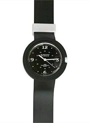 Medical Neo Retro Scrub Watch Arcade Black  White Model 1990 Free Shipping