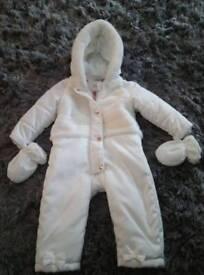 Ted baker snowsuit